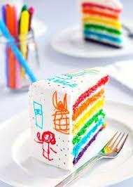 Best Decorated Cakes Ever Best Birthday Cake Ever Aka Rainbow Doodle Cake Sudocrem Blog