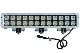 boat led light bar high power led light bars for marine and boating applications
