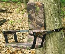 camo padded seat cushion tree stand ground portable travel hunting