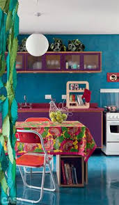 Colorful Interior Design Interiors Create A Happy Home Guaranteed To Bring A Smile To