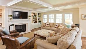 How To Design The Perfect Family Room - Family room photo gallery