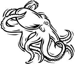 50 simple octopus tattoos