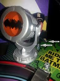 batman signal light projector batman 66 bat signal projector light modfather pinball mods