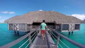 bora bora day 6 the royal over water bungalow youtube