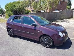 volkswagen hatchback 1995 volkswagon polo 1 2 04 purple in reading berkshire gumtree