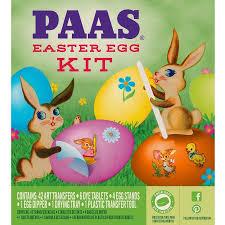 easter egg dye kits paas vintage easter egg dye kit walmart