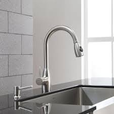Luxury Kitchen Faucets Kitchen Faucet Brands Moen Kinzel Spot Resist Stainless 1handle