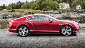 red and black bentley 2018 bentley continental gt see the changes side by side