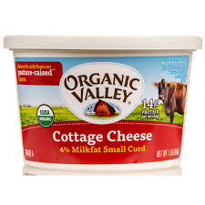 non dairy cottage cheese organic valley cottage cheese organic azure standard