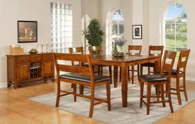 buy mango counter height dining room set by steve silver from www