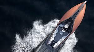 lexus is horsepower the lexus sport yacht is a 885 horsepower one of a kind watercraft