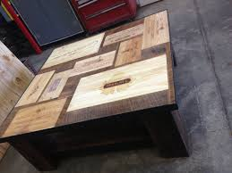 coffee table wine crate coffee table dimensions diy for sale