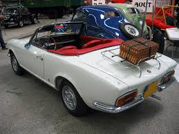 fiat spider 1978 1966 fiat 124 spider 1400 related infomation specifications