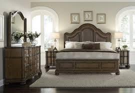 Home Furniture Bedroom Sets Quentin Chestnut Brown Bedroom Set By Pulaski Furniture Home