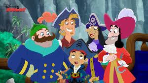 jake land pirates captains unite song disney