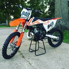my wallet talked it said 2017 250sx ride update moto related