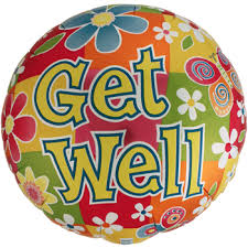 get well soon balloons get well soon sherwood florist florist havant flowers gifts