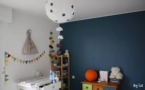 chambre garcon bleu une décoration de chambre enfant home made
