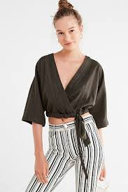 wrap shirts blouses wrap tops shirts blouses for outfitters