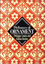9780333405659 dictionary of ornament abebooks philippa lewis