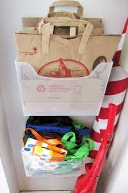 How To Organize Pots And Pans In Small Kitchen A Smarter Way To Organize All Your Reusable Grocery Bags