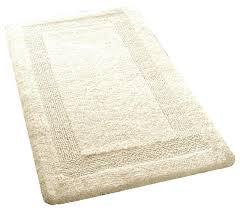 Cotton Reversible Bathroom Rug Cotton Reversible Bathroom Rug Lovable Bath Rugs