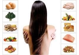 for hair foods to prevent hair loss and dryness
