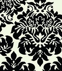 Damask Kitchen Rug Black And White Damask Kitchen Rug Ntq Me