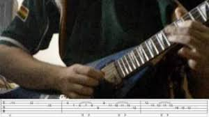Blind Guardian Tabs Into The Storm Solo Blind Guardian With Tabs Youtube