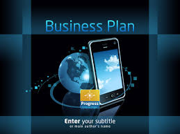 Template For A Business Plan Free Download Business Plan Powerpoint Template Free Download 3 Inside Your