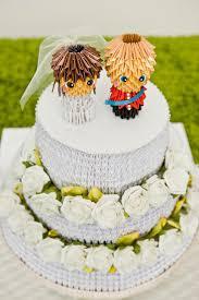 Origami Wedding Cake - 9 ways to include origami in your wedding liquid media