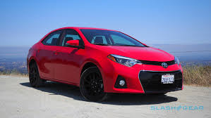 red toyota 2016 toyota corolla s review the