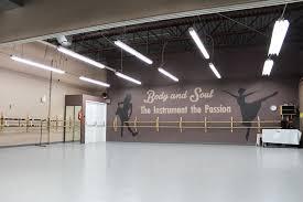 Dance Studio Decor Dance Studio Transformations Mural Magic