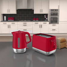 Kettle Toaster Sets Uk Morphy Richards Plastic Kettle And Toaster Sets Ebay