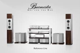 burmester audio hand crafted german audio systems