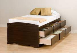 twin xl captains bed storage twin xl captains bed in favorite