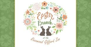 easter brunch invitations easter brunch at the rosamond gifford zoo catering at the zoo