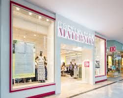 Interior Storefront Destination Maternity Retail Mall Interior Fitout The Bannett Group