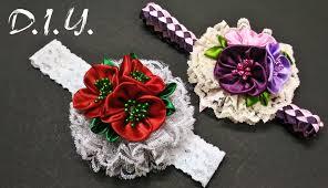 handmade headbands d i y x headband for babies myindulzens