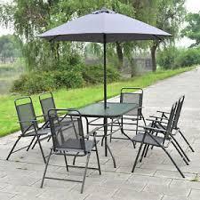 patio table umbrella ebay