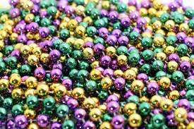 for mardi gras what do the three mardi gras colors green purple and gold