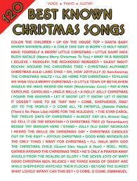 120 best known christmas songs piano vocal guitar book