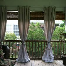 Best Outdoor Curtains Curtain Create Shade And Privacy Outdoors With These Water
