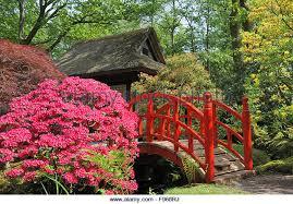 landscaped japanese garden stock photos u0026 landscaped japanese
