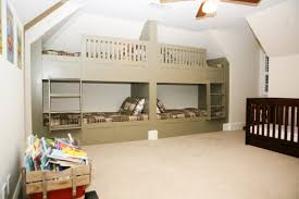 Custom Bunk Beds The Bunkroom Custom Bunk Beds By Custom Cabinetry Of Middle