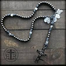 free rosary free friday my new rugged rosary is ready to ship catholicism