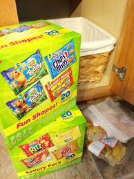 Snack Basket World U0027s Easiest Grab And Go Snack Basket For Kids Moments With Mandi