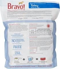 complete turkey dinner bravo homestyle complete turkey dinner grain free freeze dried