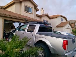 2013 Nissan Frontier Roof Rack by Free Plans For A Dephep Style Drop In Roofrack Nissan Frontier