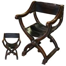 Savanarola Chair 19th Century Pair Of Italian Savonarola Chairs Legacy Antiques
